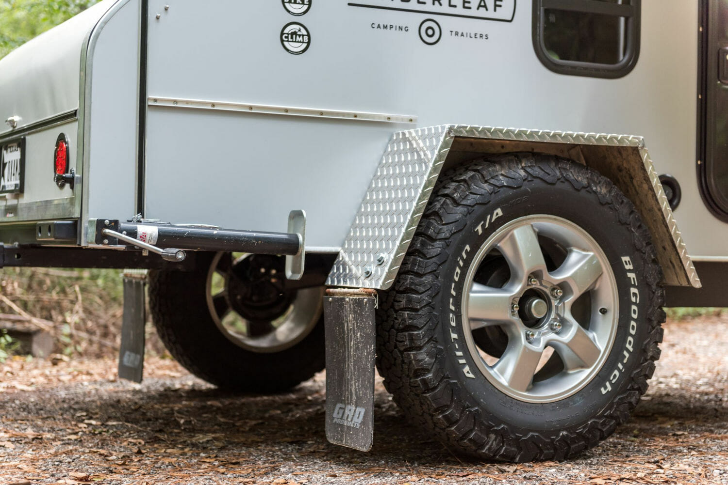 Overland Camping Trailer   Classic Teardrop Trailer by Timberleaf