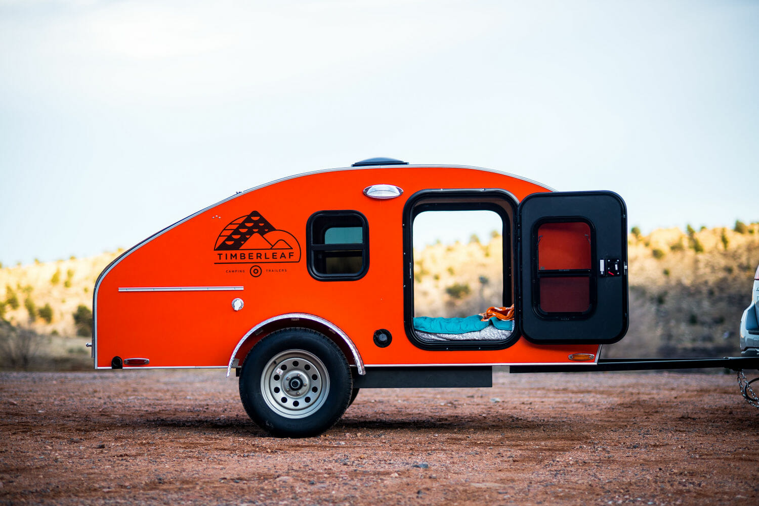 Classic Teardrop Trailer | Overland Camping Trailers