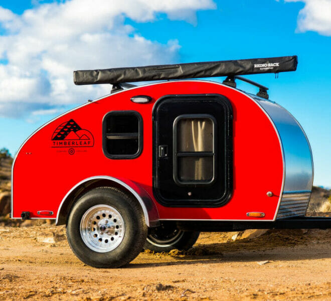 Pika All Road Teardrop Trailer | Small Camping Trailers