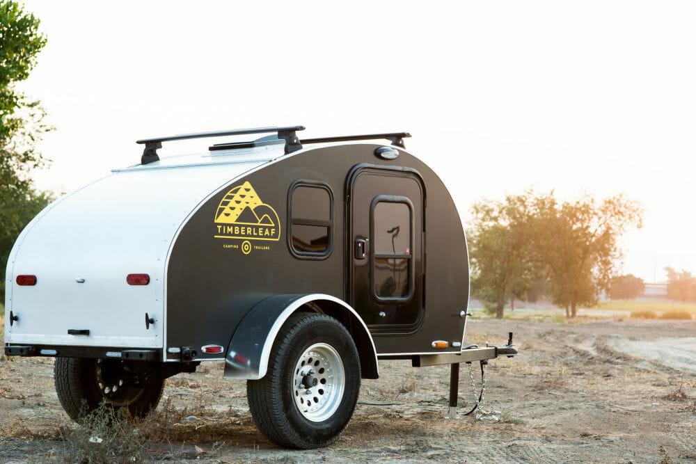 Pika Teardrop Trailer | Small Camping Trailers