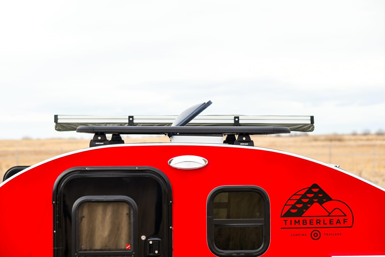 Maxxair Upgrade Fan | Timberleaf Camping Trailers
